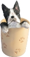 Boston Terrier Pencil Cup Holder