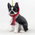 Boston Terrier Original Ornament